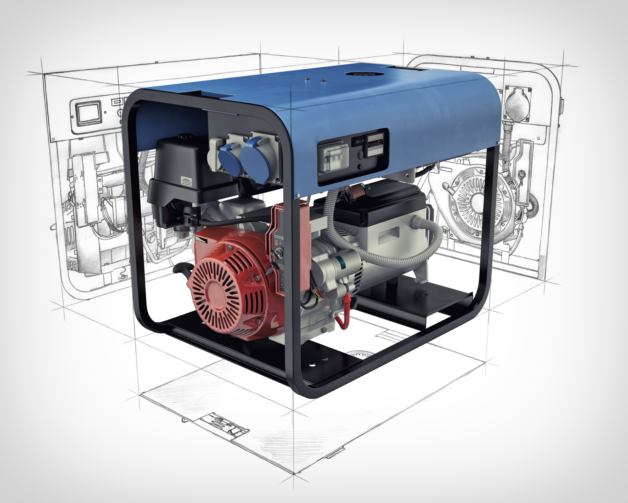 """Most Recommended Portable Generators For 2019 """"Live Without"""